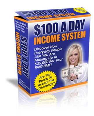 Pay for *NEW!* $100 A Day Income System PLR