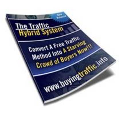 *NEW!* The Traffic Hybrid System -Master Resale Rights