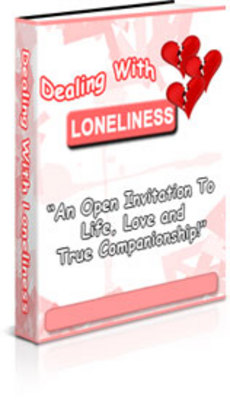Pay for *NEW!* Dealing With Loneliness With PLR
