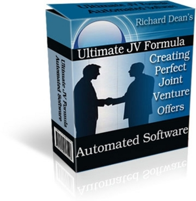 *NEW!* Ultimate Joint Venture Software