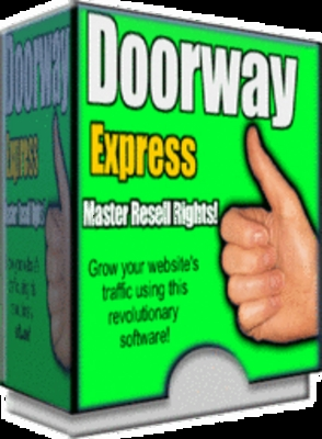 *NEW!* Doorway Express - Build Tons of Traffic! - MRR