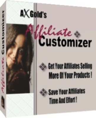 Pay for  *NEW!*  Affiliate Customizer - MRR - Affiliate Marketing