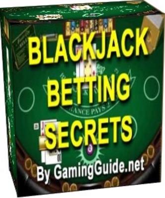 Pay for  *NEW!* Blackjack Betting Secrets - MRR