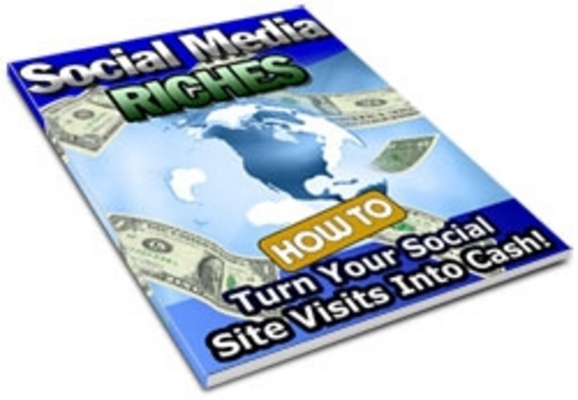 Pay for  *NEW!* Social Media Riches -Master Resale Rights