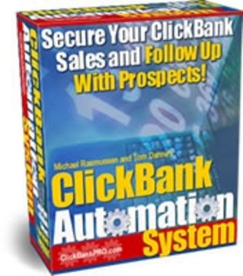 Pay for  *NEW!* Clickbank Automation System -Master Resale Rights