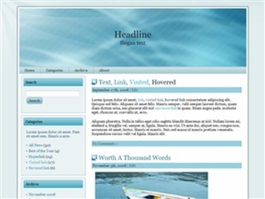 *NEW!* Wordpress PLR Themes - Over 100 Premium Wordpress