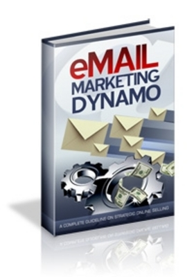*NEW!* Email Marketing Dynamo Master Resale Rights