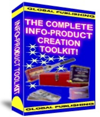 *NEW!* The Complete Info Product Creation Toolkit  MRR
