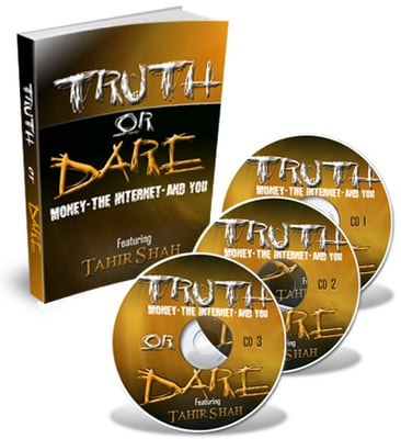 *NEW!* Truth or Dare Book With Master Resale Rights