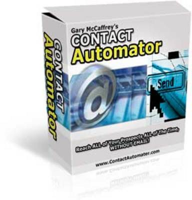 *NEW!* Contact Automator With Master Resale Rights