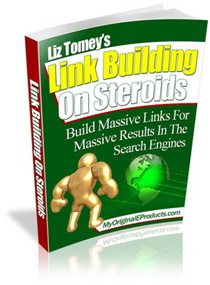 *NEW!* Link Building On Steroids - Master Resale Rights