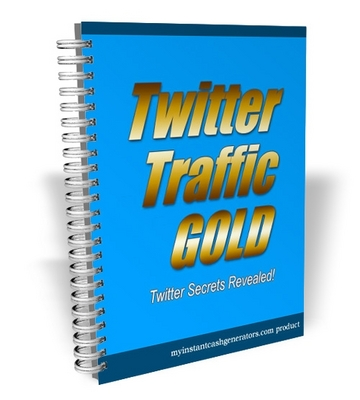 Pay for  *NEW!* Twitter Traffic Gold - Master Resale Rights