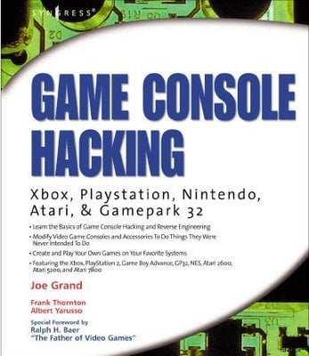 *NEW!* Game Console Hacking: Xbox, PlayStation, Nintendo
