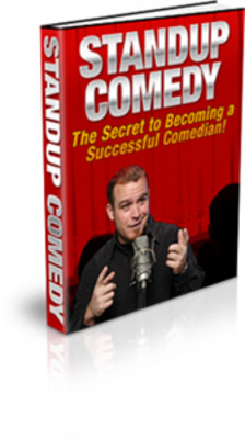 Pay for *NEW!* Standup Comedy - The Secret to Becoming a Successful