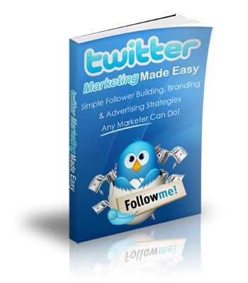 Pay for *NEW!* Twitter Marketing Made Easy with Private Level Rights