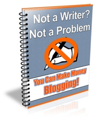 *NEW!* How To Blog Without Writing with PLR
