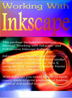 Pay for  *NEW!* Working with Inkscape