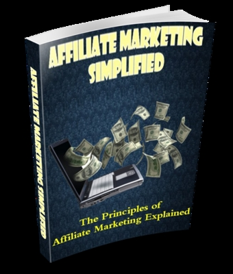Pay for *NEW!* Affiliate Marketing Simplified with PLR