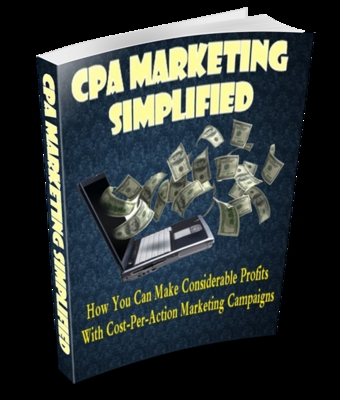 *NEW!* CPA Marketing Simplified with PLR