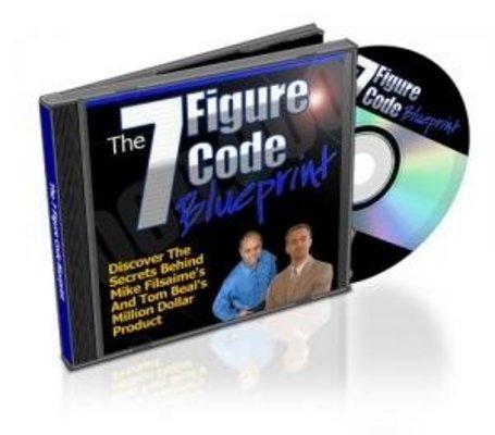 *NEW!* The 7 Figure Code Blueprint
