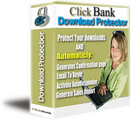 Pay for  *NEW!* Clickbank download protector - Master Resale Rights