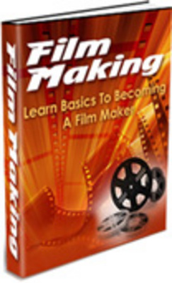 *NEW!* Film Making Learn Basics to Becoming a Film Maker