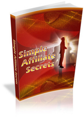 Pay for *NEW!* Simple Affiliate Secrets