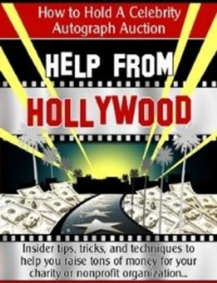 Pay for *NEW!* Help from Hollywood How to Hold a Celebrity Autograph