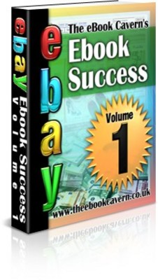 Pay for *NEW!*  Ebay Ebook Success Volume 1 - Full Resale Rights
