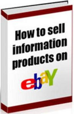 Pay for *NEW!* How To Sell Information Products Master Resell Rights