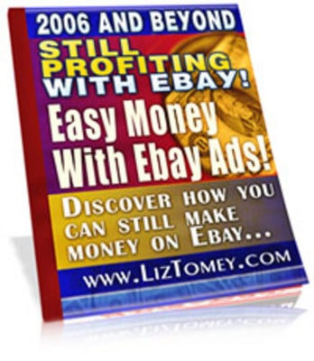 Pay for *NEW!* Easy Money With Ebay Ads! with Master Resale Rights