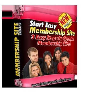Pay for *NEW!* Instant Membership Site Creator Version 3.2 With MRR