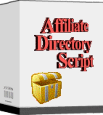 *NEW!* Affiliate Directory Script With Master Resale Rights