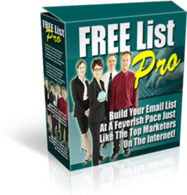 Pay for *NEW!* Free List Pro with Master Resale Rights