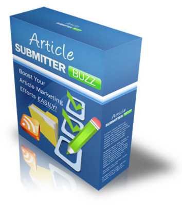 *NEW!* Article Submitter Buzz Blasts Articles In  Seconds!