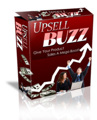 *NEW!* Upsell Buzz ( Upsell Page Creator ) With Mrr