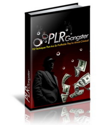 Pay for *NEW!* PLR Gangster With Master Resell Rights