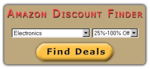 *NEW!* Amazon Discount Finder Software - MRR