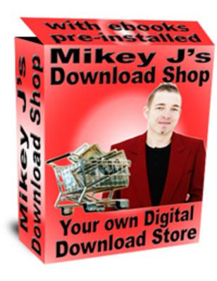 Pay for *NEW!* Mikeys Js Download Shop With Resell Rights