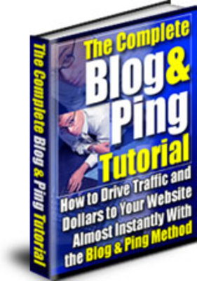 *NEW!* The Complete Blog And Ping Tutorial Mrr