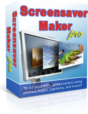 *NEW!* Screensaver Maker Pro - With Private Label Rights