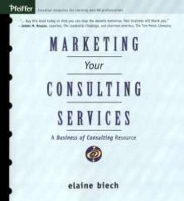 Pay for *NEW!* Marketing Your Consulting Services