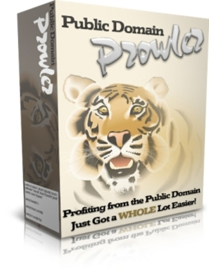 Pay for *NEW!* Public Domain Prowler Master Resale Rights Included