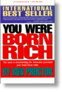 *NEW* YOU WERE BORN RICH Wealth money success  ebook by Bob Proctor