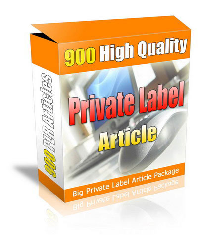 Pay for *NEW!*  900 Private Label Rights Articles - Create Hot-selling Information Product Without Writing From Scratch - PRIVATE LABEL RIGHTS