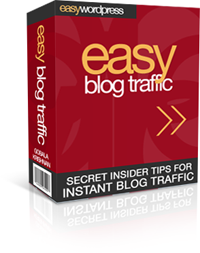 Pay for *NEW!* Easy Blog Traffic - MASTER RESALE RIGHTS | Secret interviews and videos reveal how to get traffic to your blogs