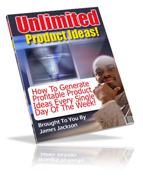 Pay for *NEW!* Unlimited Product Ideas -  Master Resell Rights   How To Get Product Ideas Every Day Of The Week!