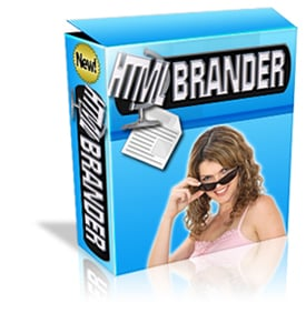 Pay for *NEW!*  HTML Brander Software | Easily Create a Branded Website For Affiliates .
