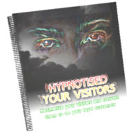 *NEW!*  Hypnotise Your Visitors - MASTER RESALE RIGHTS | The Dark Secrets To Get Your Website Sells
