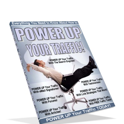 *NEW!* Power Up Your Traffic – Master Resale Rights